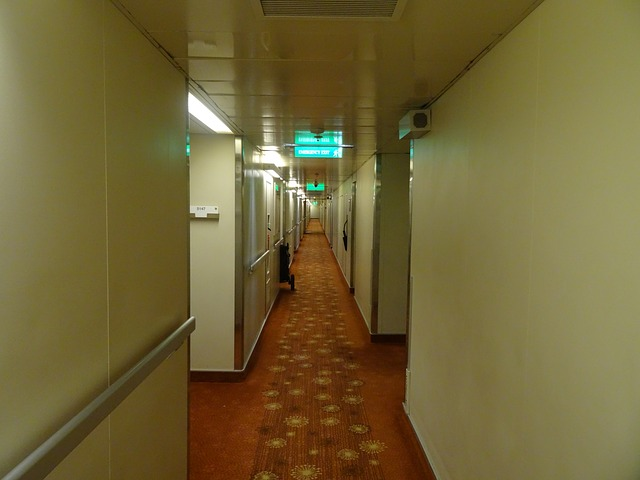 hallway carpet cleaning