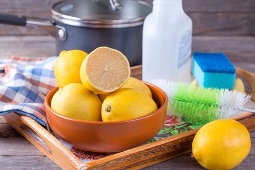 5 Natural Products for Home Cleaning