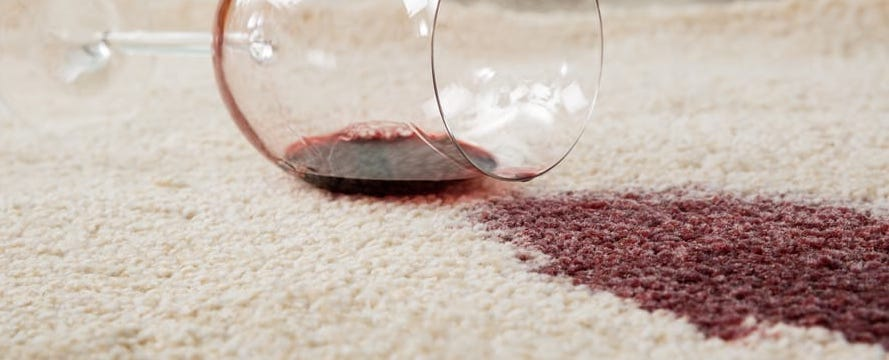The Difference Between a Spot and Stain