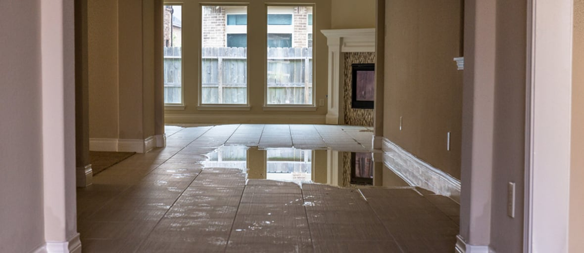Water Damage Restoration in Las Vegas