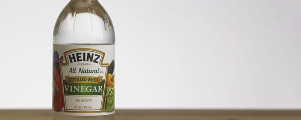 5 Vinegar Cleaning Hacks