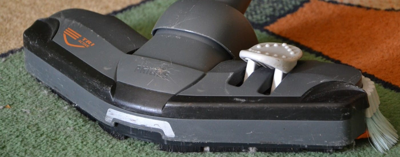 Why Vacuuming Isn't Considered Cleaning