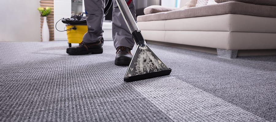 A One Carpet Cleaning - Commercial Cleaning Banner