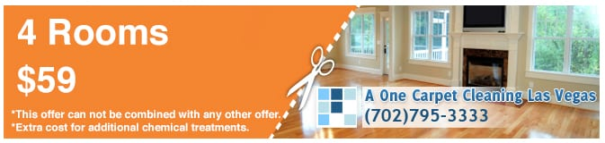 carpet cleaning coupon Special Las Vegas