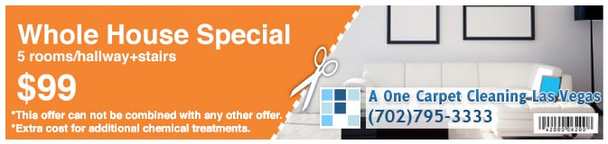 Three Room Carpet Cleaning Coupon