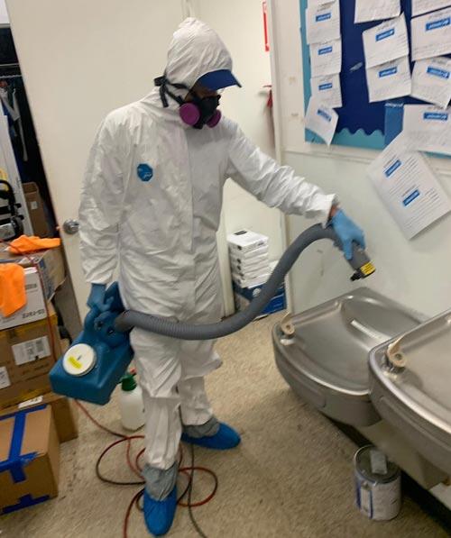 A One Carpet Virus Decontamination Service Coronavirus Sanitation Service Las Vegas Cleaning, Sanitizing, Disinfection