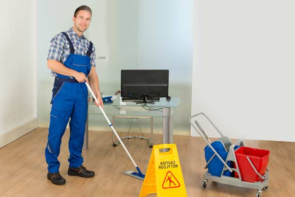 Emergency Hardwood Floor Cleaning Services